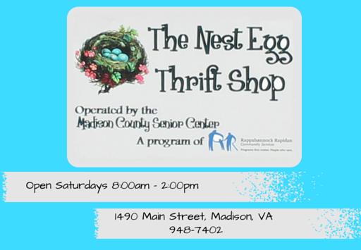 Nest Egg Thrift Shop