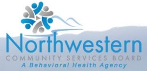 Northwestern Community Services Board Logo